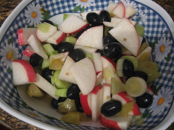 Какой вкусный салат приготовить быстро и вкусно на ужин