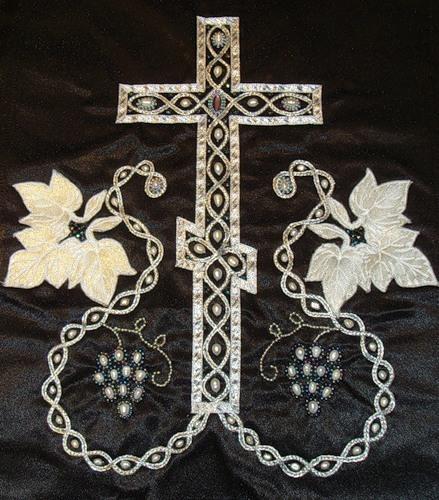 Схемы вышивка православного