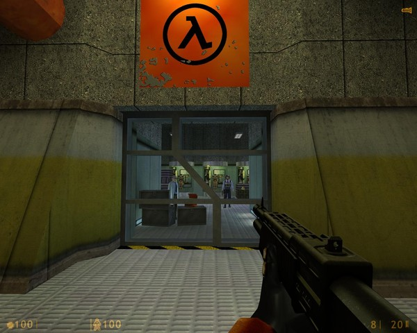 Half life: the next video game movie?