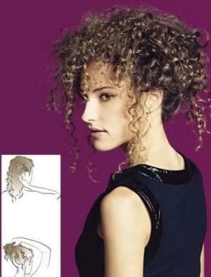 Стрижка для непослушных длинных волос