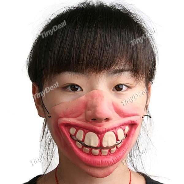 Мешочки между зубами