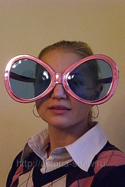 Большие очки своими руками