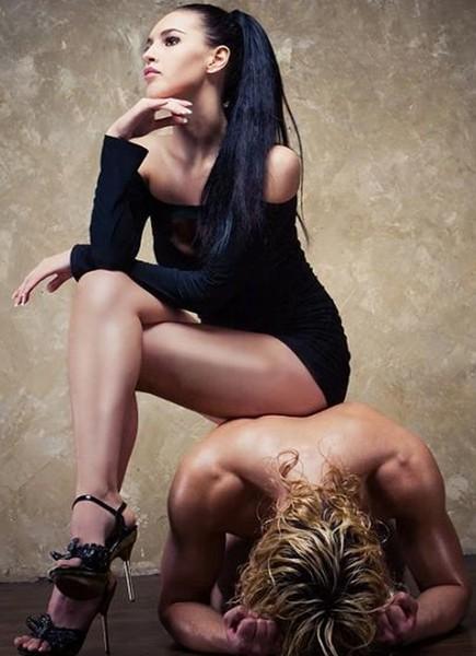 домашние фото женское доминирование № 7392 бесплатно