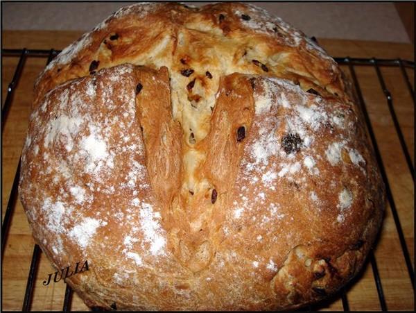 Как печь хлеб в духовке рецепт