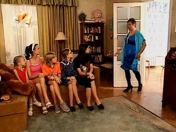 Папины дочки серия где все узнают что мама беременна 13