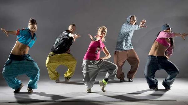 Хип хоп фитнес видео