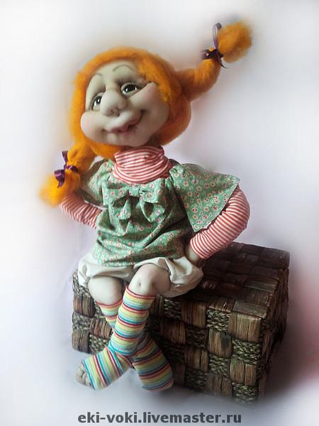 Купить куклу из чулка