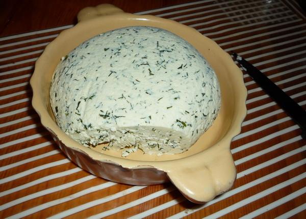 Плавленый сыр из кефира в домашних условиях рецепт