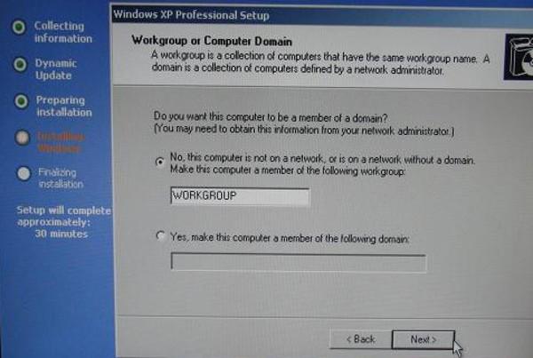 Почему выключается компьютер при установке windows