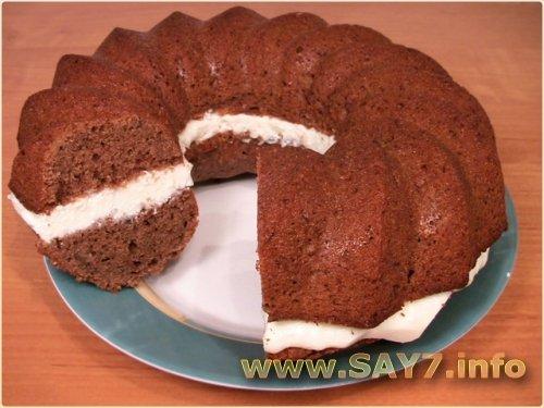 Рецепты торта кекс