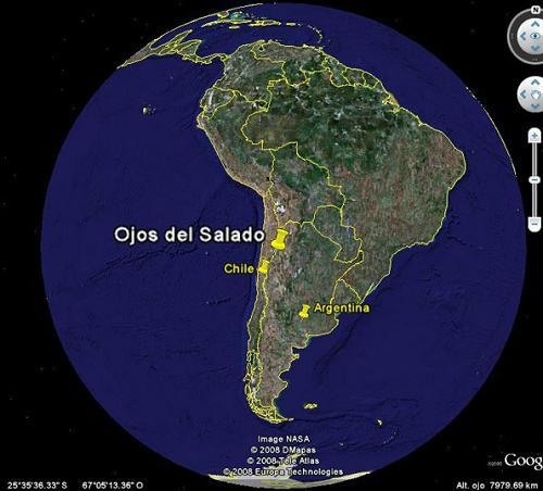 Где находится самый большой в мире вулкан в