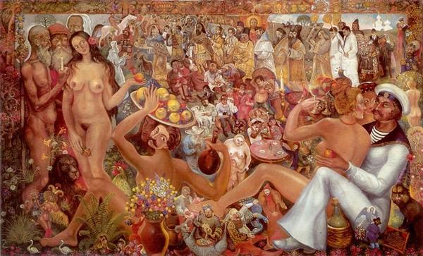 голые девушки на ивана купала фото