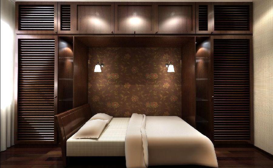 Дизайн комнаты узкая
