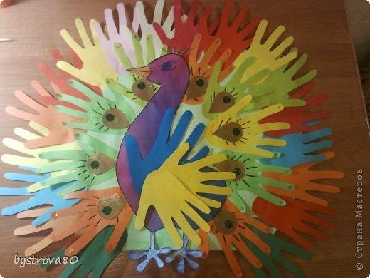 Поделки из бумаги птиц своими руками