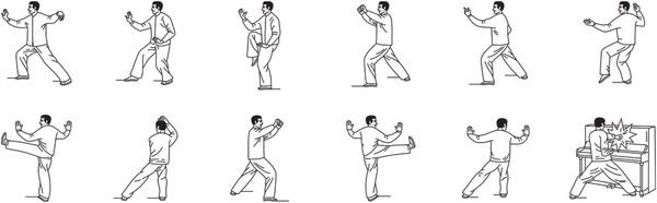 Как научиться драться в домашних условиях за  441
