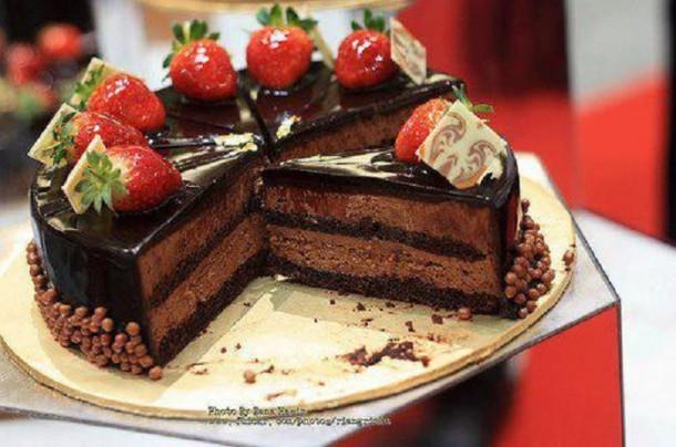Вкусные тортики фотоы