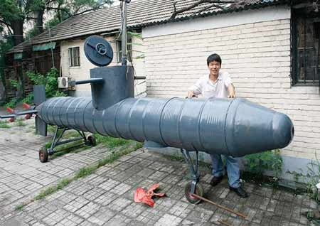 как сделать самодельную лодку из бочек