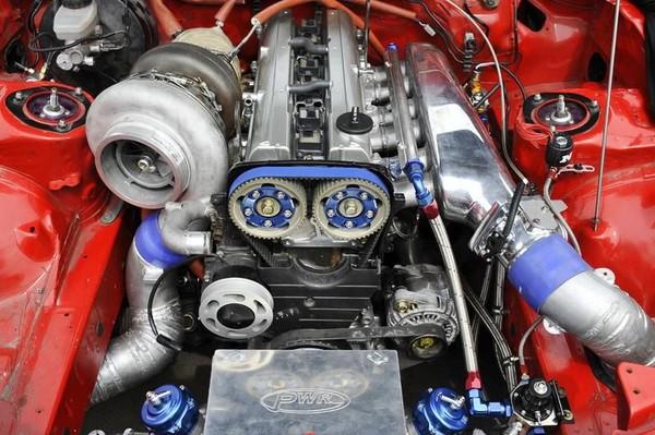 Как самому сделать турбо двигатель
