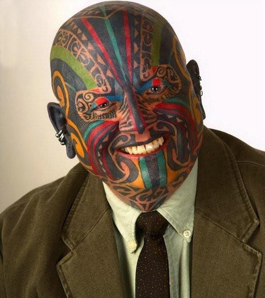 С татуировками не берут в армию в