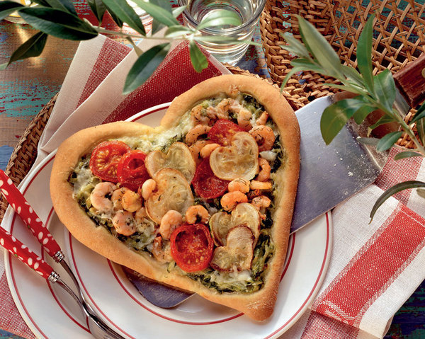 Блюда рецепты для романтика