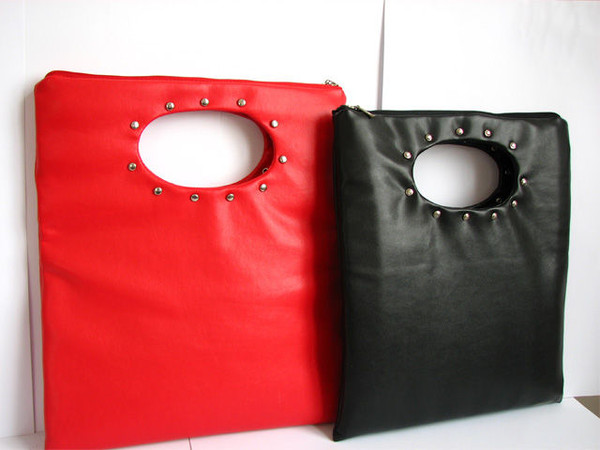 Как сшить сумку из кожзаменителя