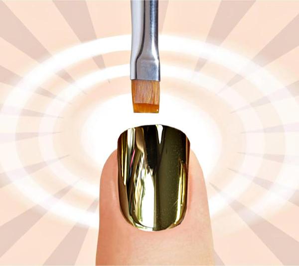 Ответы@Mail.Ru: как сделать такие ногти?