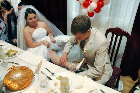 кража туфельки невесты на с Могу лишь