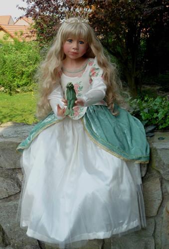 Как сделать виниловую куклу своими руками