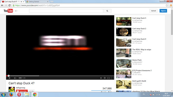 Как сделать видео на ютуб на весь экран