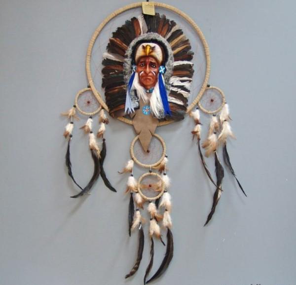 Амулет индейский
