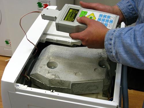 Диагностика стиральной машины канди