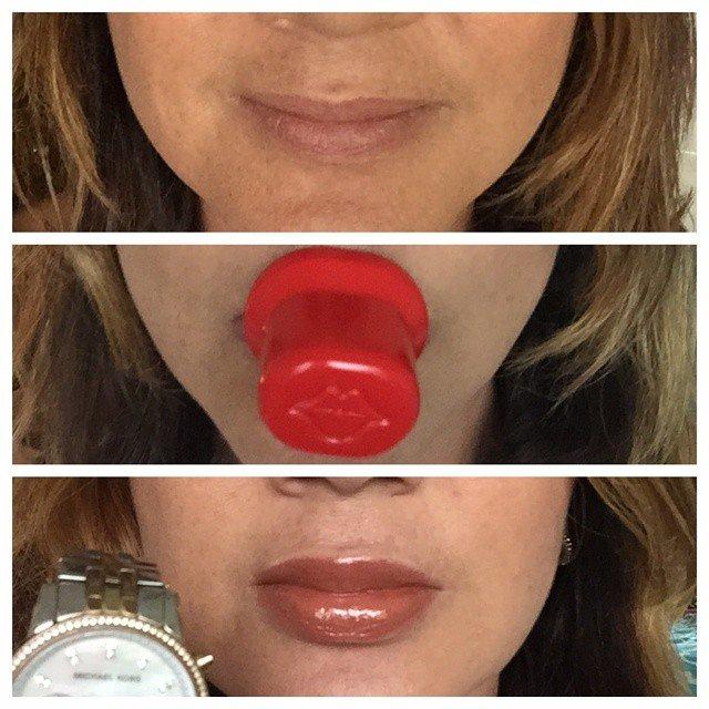 Способы увеличить губы в домашних условиях