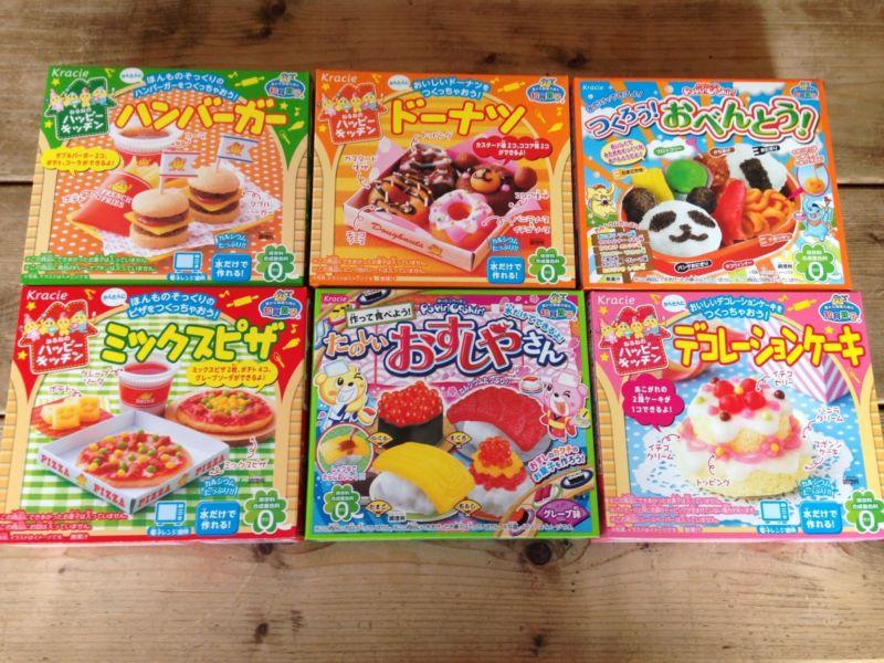 Японские конфеты сделай сама