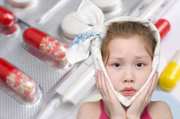 Ребенку что дать от боли в зубе в домашних условиях