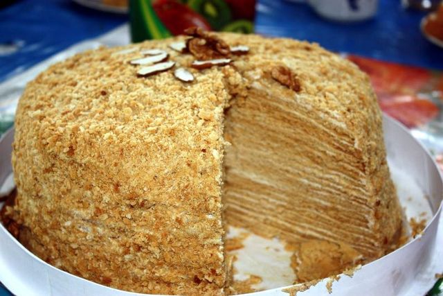 Рецепт римский торт