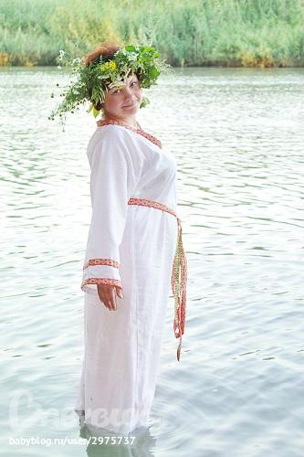 Платье на иван купала своими руками