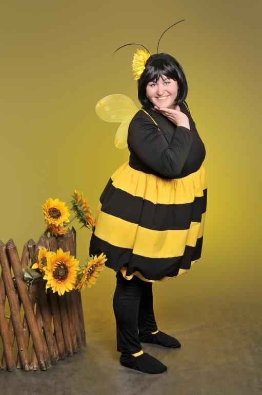 Костюмы пчелки своими руками 591
