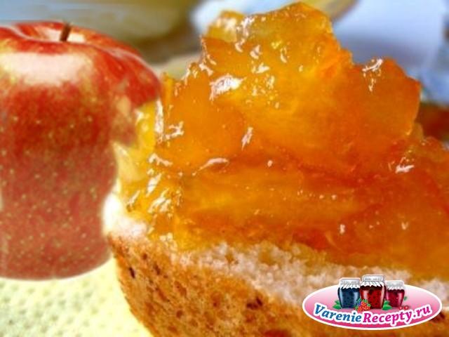 джем из яблок на зиму рецепты с фото в мультиварке