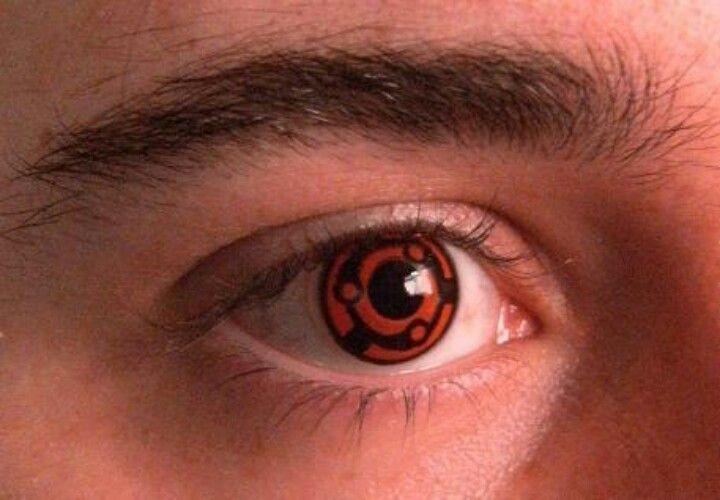Как сделать себе чёрные глаза в жизни 943