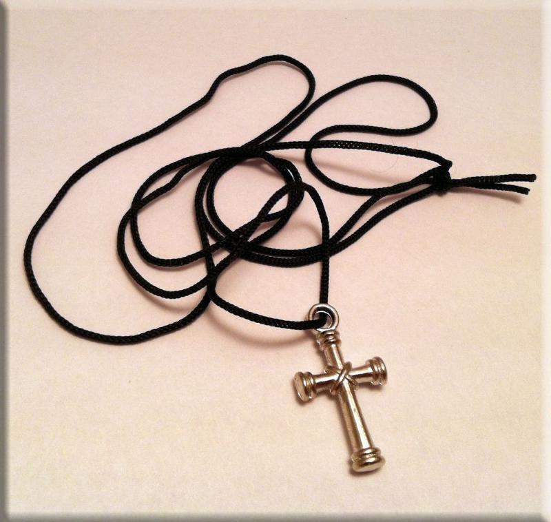 Веревочка для крестика ребенку купить товармания