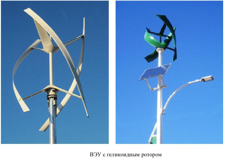 Ветрогенераторы роторные своими руками