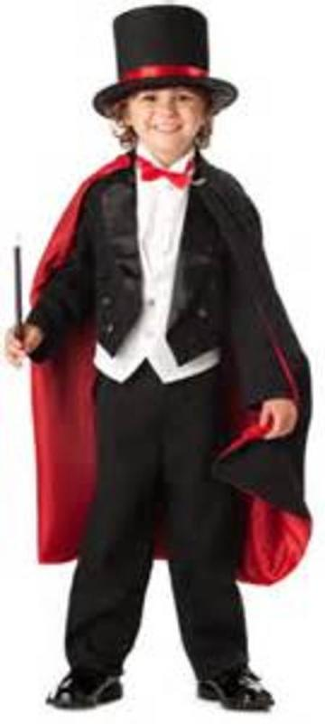 Как сделать костюм фокусника для мальчика своими руками
