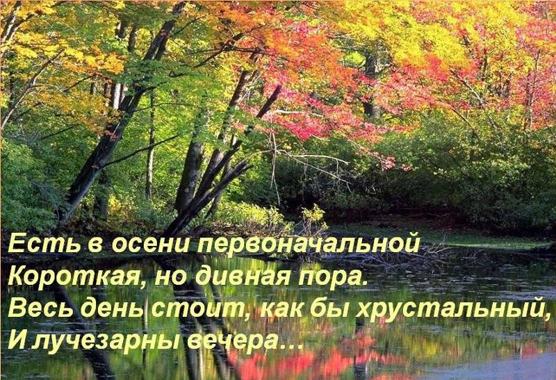 Стих про весну русских классиков