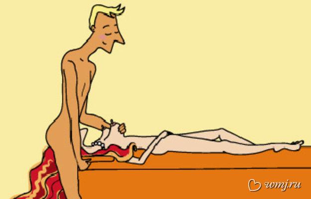 Позы для секса: 15 тех, о которых ты не догадывался