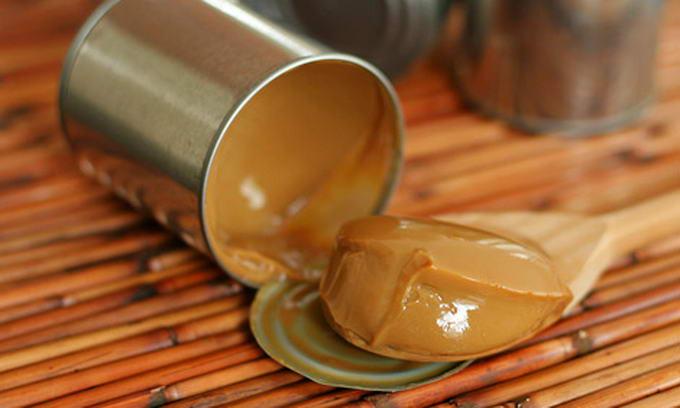 Как сделать густой крем из сгущенки для трубочек