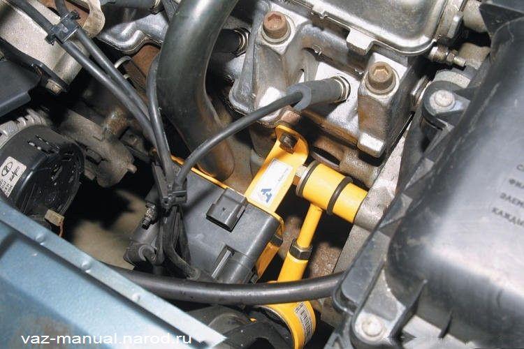 Дополнительная подушка двигателя ваз 2110 8 клапанов