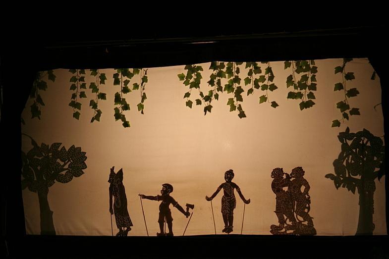 Китайский театр теней