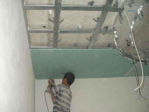 Как самому сделать подвесной потолок из гипсокартона видео