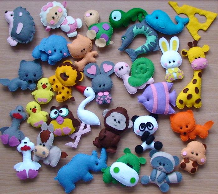 Для игрушек своими руками мастер класс
