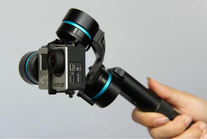Системы стабилизации для видеокамер своими руками